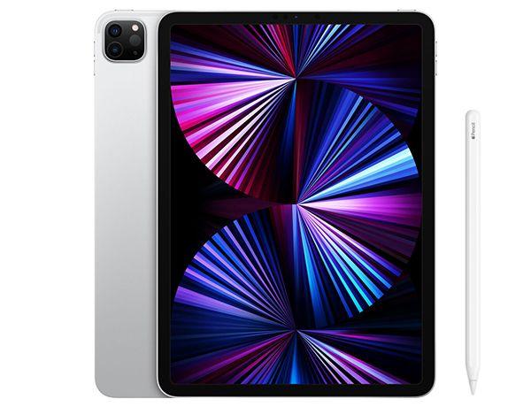 "Apple iPad Pro 11"" WiFi - 512GB, M1 Chip + Apple Pencil (Mid 2021)"