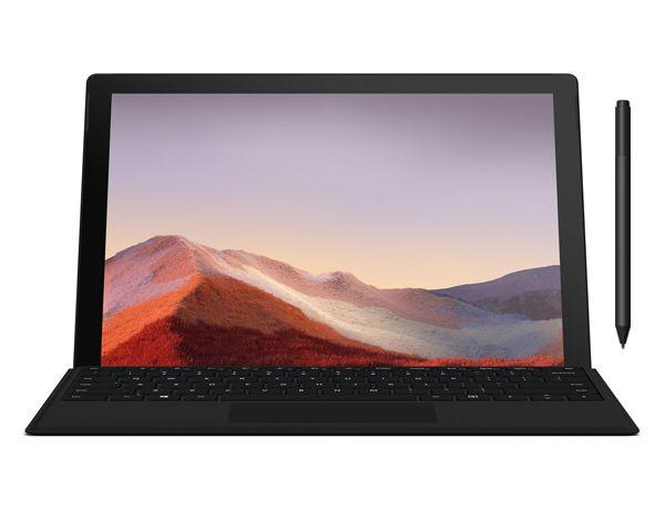 Microsoft Surface Pro 7 - 256GB, 8GB RAM, Core i5 + Keyboard + Pen (2019)