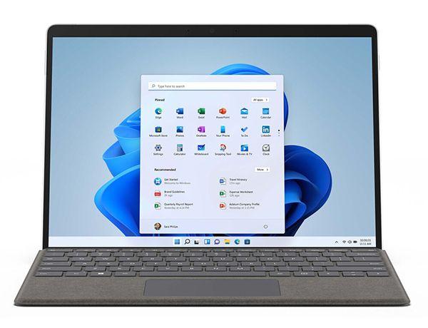 Microsoft Surface Pro 8 - 128GB, 8GB RAM, Core i5 + Keyboard (2021)