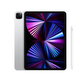 "Apple iPad Pro 11"" WiFi - 128GB, M1 Chip (Mid 2021) HPSP Tablet Rental"