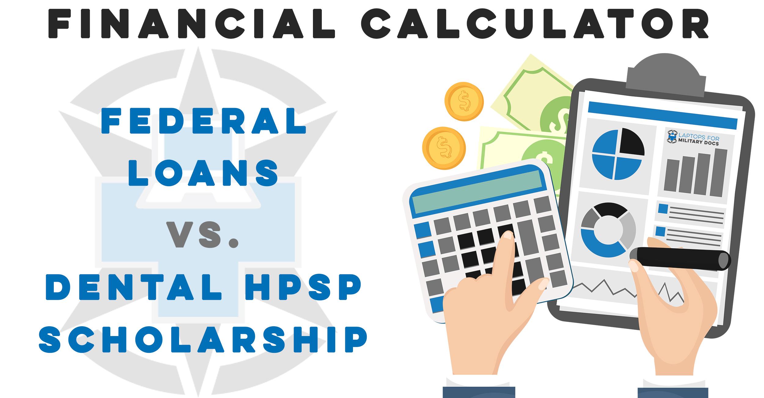 HPSP Financial Analysis Calculator