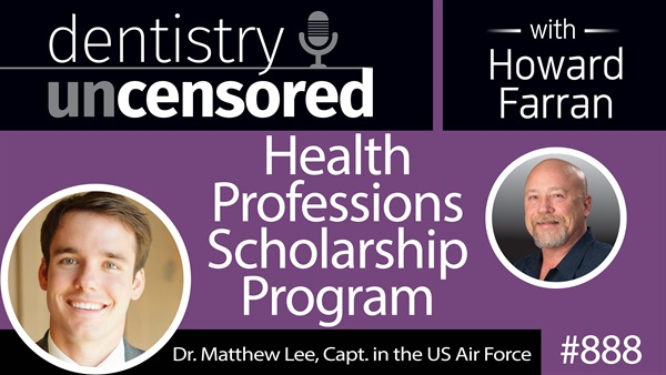 Air Force Dentist HPSP Scholarship