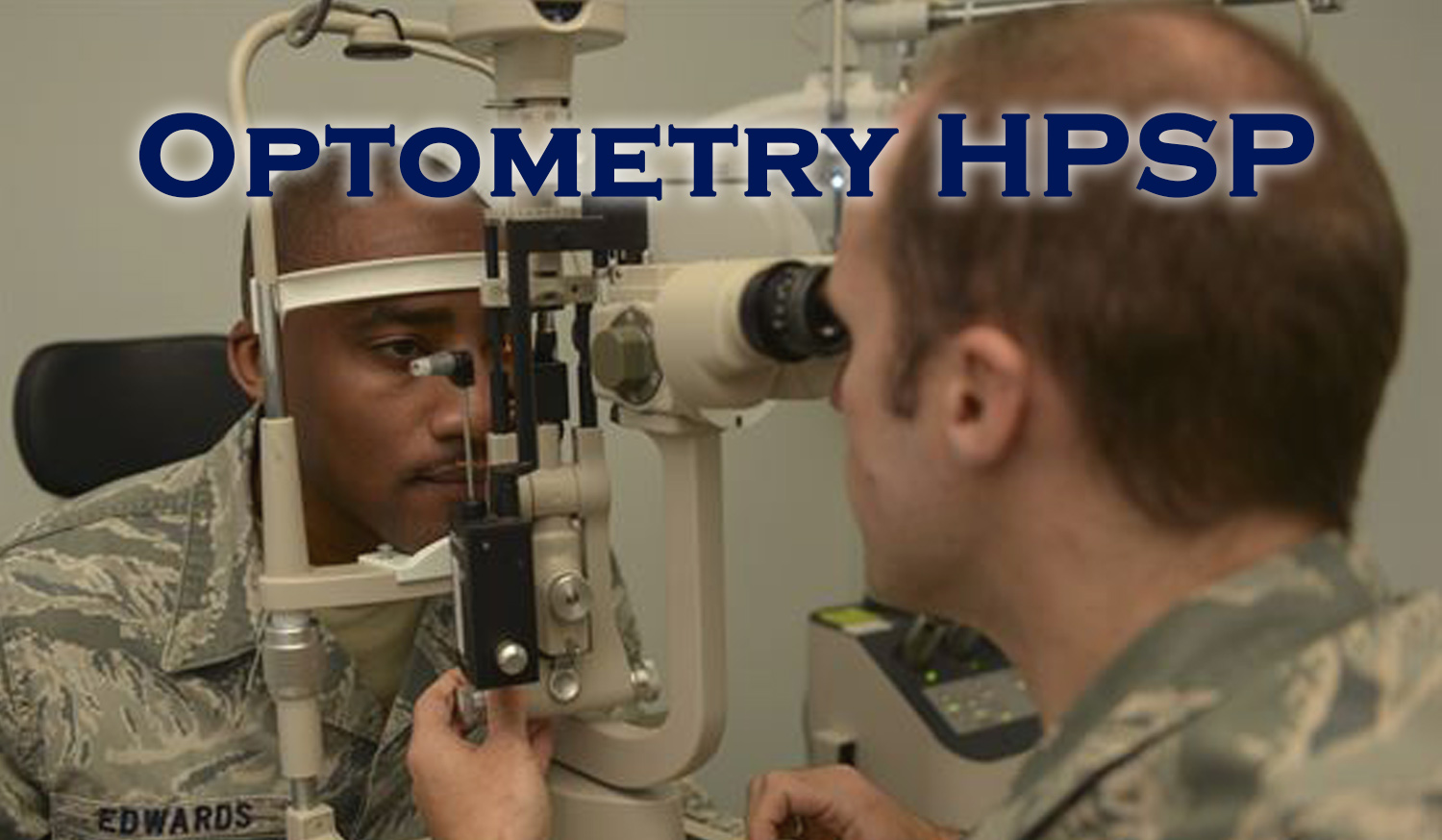 HPSP Optometry