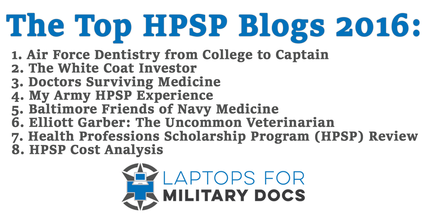 The Top HPSP Scholarship Blogs On the Web